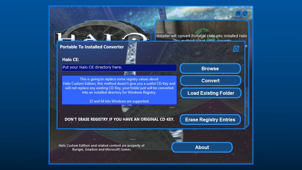 Halo custom edition product key download.