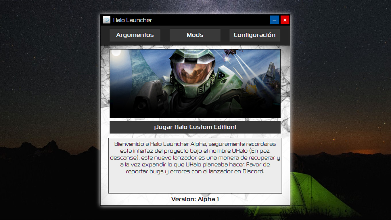 Halo CE Launcher